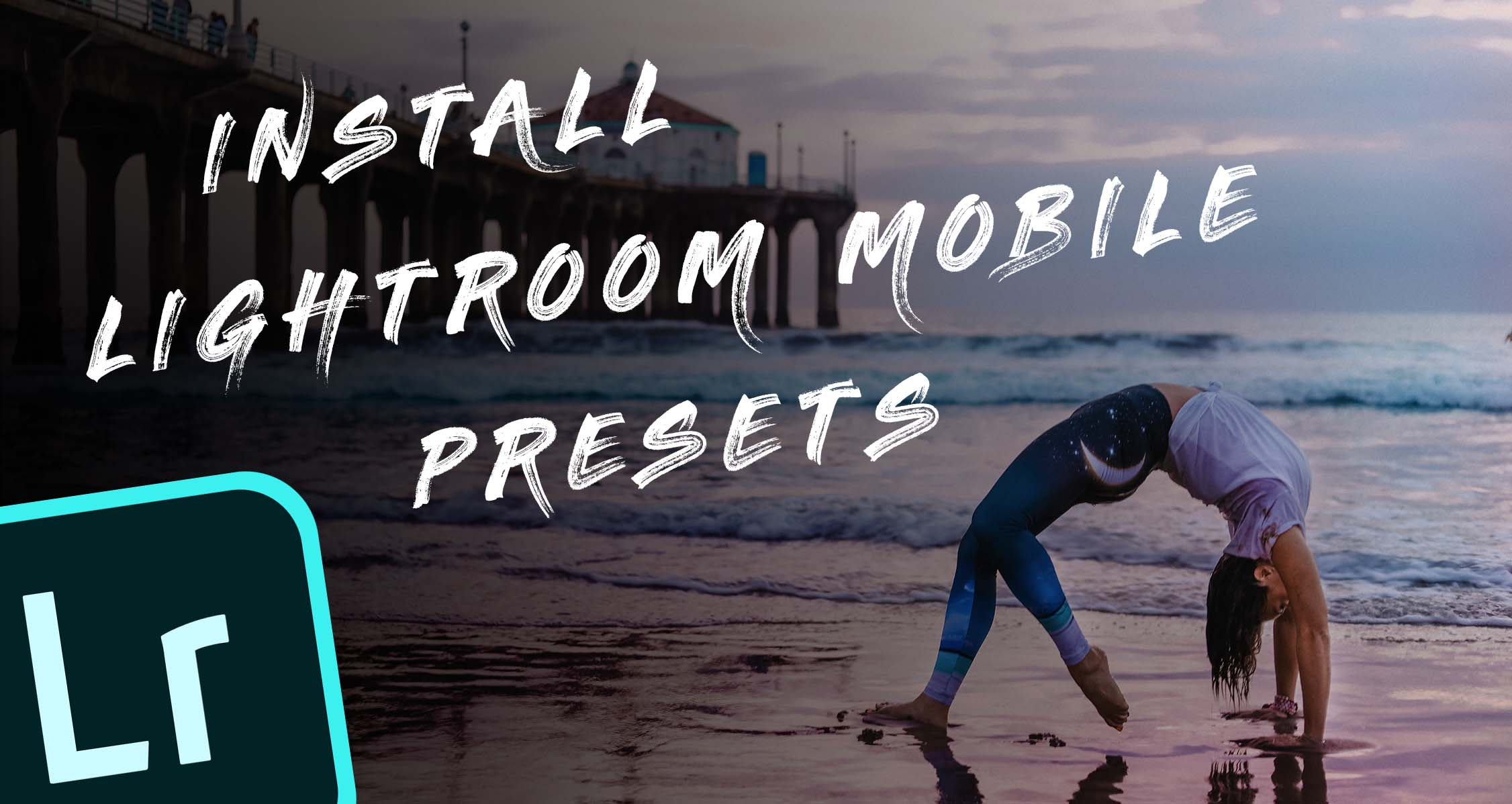 How to Install Lightroom Mobile Presets - Bree Pear